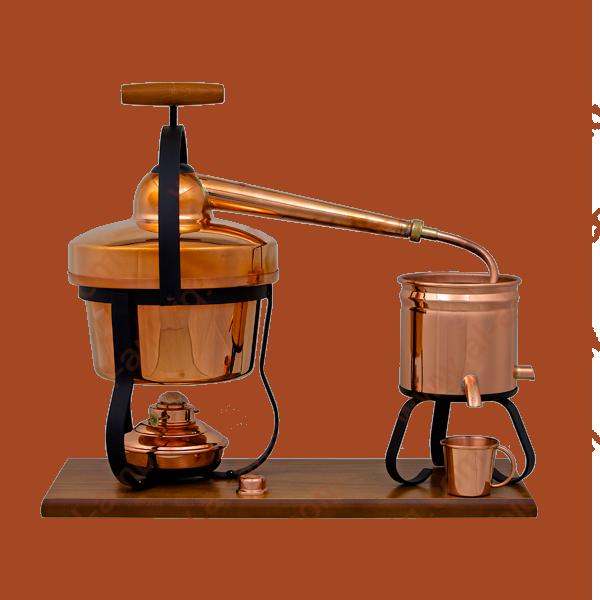 Utensilios de Destilación » Al-Ambiq®