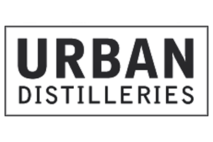 Logotipo Urban Distillers