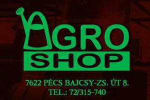 Pecsi Agro Shop Logo